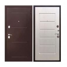 Входная дверь Art Lock Оптима А Ясень белый размер 860х2050 правая