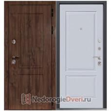 МЕТАЛЛИЧЕСКАЯ ДВЕРЬ COMMAND DOORS CHALET 05 БЕЛЫЙ МАТОВЫЙ