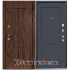 МЕТАЛЛИЧЕСКАЯ ДВЕРЬ COMMAND DOORS CHALET 05 ГРАФИТ СЕРЫЙ