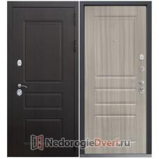 МЕТАЛЛИЧЕСКАЯ ДВЕРЬ COMMAND DOORS CLASSICA 02 БЕЛАЯ ЛИСТВЕННИЦА