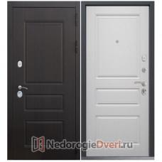 МЕТАЛЛИЧЕСКАЯ ДВЕРЬ COMMAND DOORS CLASSICA 02 БЕЛЫЙ МАТОВЫЙ