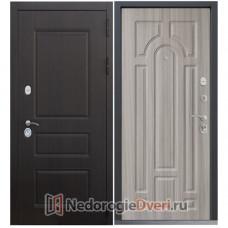 МЕТАЛЛИЧЕСКАЯ ДВЕРЬ COMMAND DOORS CLASSICA 17.02 САНДАЛ БЕЛЫЙ