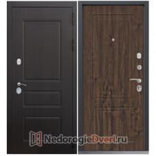 МЕТАЛЛИЧЕСКАЯ ДВЕРЬ COMMAND DOORS CLASSICA 33 ТЕМНЫЙ ДУБ