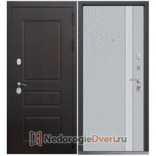 МЕТАЛЛИЧЕСКАЯ ДВЕРЬ COMMAND DOORS CLASSICA 6S АЛЬБЕРО БРАШ