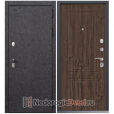 МЕТАЛЛИЧЕСКАЯ ДВЕРЬ COMMAND DOORS GEOMETRIA 33 ТЕМНЫЙ ДУБ