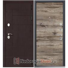 МЕТАЛЛИЧЕСКАЯ ДВЕРЬ COMMAND DOORS GRAFICA 00 ДУБ БОМОНТ