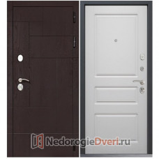 МЕТАЛЛИЧЕСКАЯ ДВЕРЬ COMMAND DOORS GRAFICA 02 БЕЛЫЙ МАТОВЫЙ