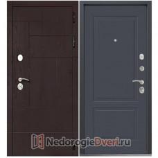 МЕТАЛЛИЧЕСКАЯ ДВЕРЬ COMMAND DOORS GRAFICA 05 ГРАФИТ СЕРЫЙ