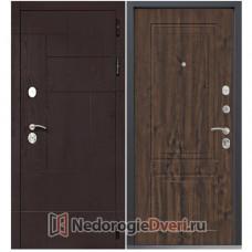 МЕТАЛЛИЧЕСКАЯ ДВЕРЬ COMMAND DOORS GRAFICA 33 ТЕМНЫЙ ДУБ