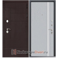 МЕТАЛЛИЧЕСКАЯ ДВЕРЬ COMMAND DOORS GRAFICA 6S АЛЬБЕРО БРАШ