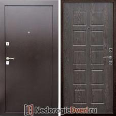 Входные двери в квартиру открыванием внутрь Сенатор  0060 (Внутреннего открывания)