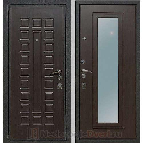 Входная дверь Rex 4А Венге с Зеркалом