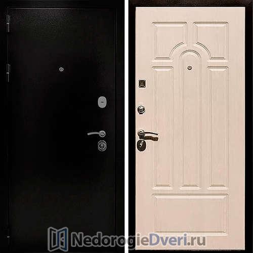Входная дверь Art Lock 6А Беленый Дуб