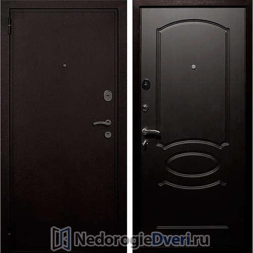 Входная металлическая дверь Art Lock 2 Венге