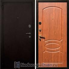 Входная металлическая дверь Art Lock 2 Береза Мореная