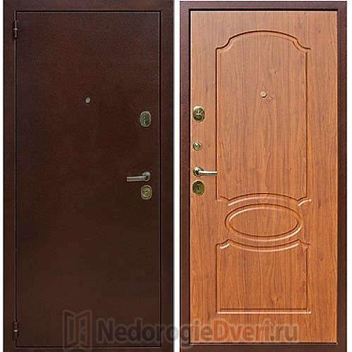Входная металлическая дверь Art-Lock-2 Береза Мореная