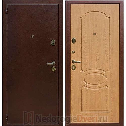 Входная металлическая дверь Art-Lock-2 Дуб