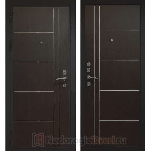 Входная металлическая дверь Art Lock 49