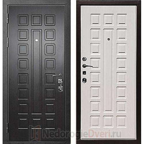 Двери Лекс 4A Беленый Дуб