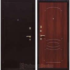 Входная металлическая дверь Art Lock 5B Итальянский Орех