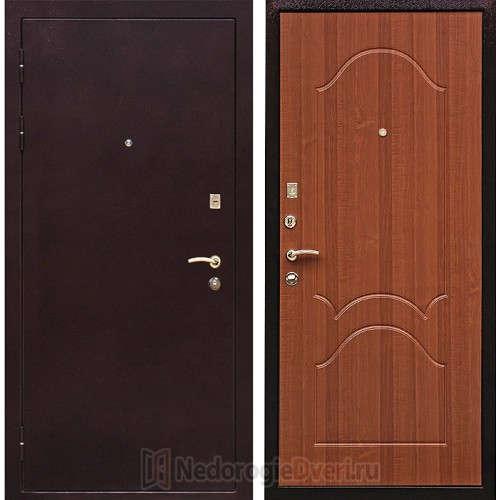Входная металлическая дверь Art Lock 5B Ольха
