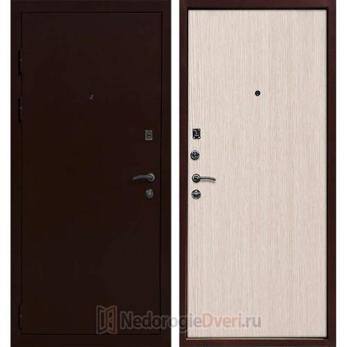 Входная металлическая дверь Art-Lock Эко Беленый Дуб (Россия)