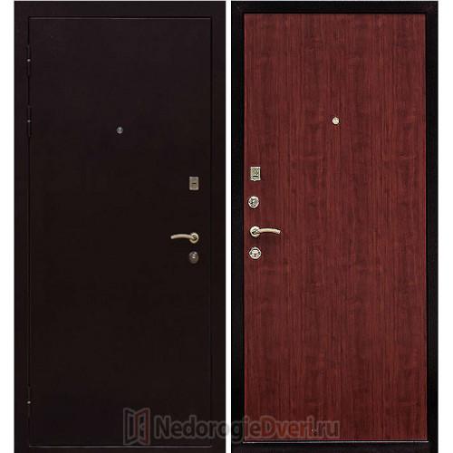 Входная металлическая дверь Art-Lock Эко Итальянский Орех (Россия)