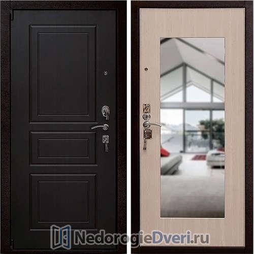 Входная металлическая дверь Art-Lock-46 Зеркало