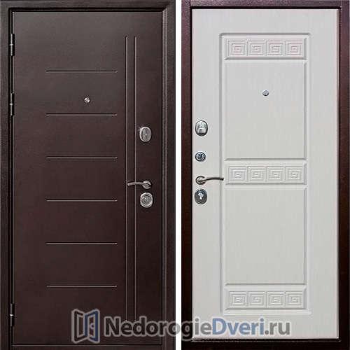Входная дверь Art Lock Премиум А Ясень белый