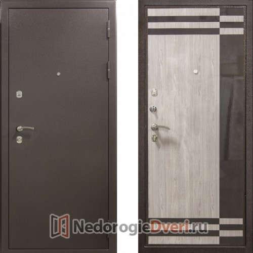 Входная металлическая дверь Айрон Мария Капучино 001
