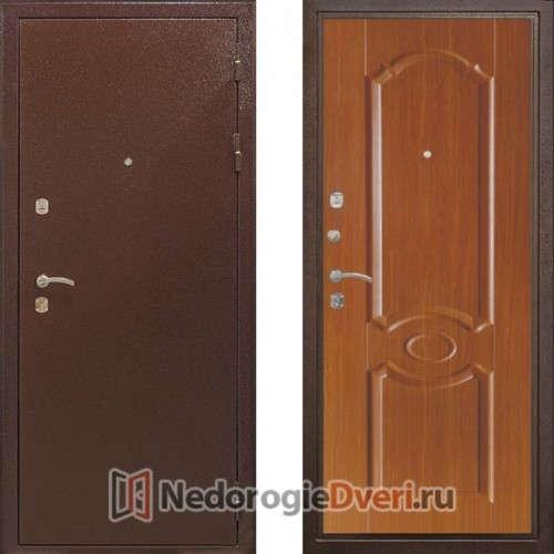 Входная металлическая дверь Айрон Мария Антик Лилия