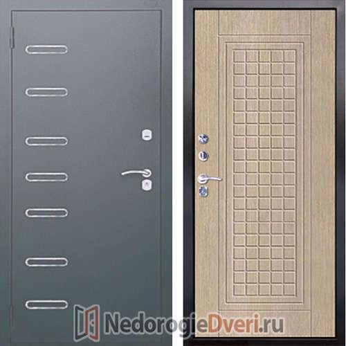 Входная металлическая дверь Аргус 2M Элис Альма Капучино