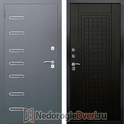 Входная металлическая дверь Аргус 2M Элис Альма Венге