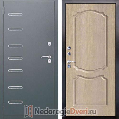 Входная металлическая дверь Аргус 2M Элис Сонет Капучино