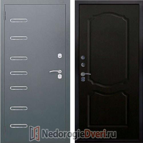 Входная металлическая дверь Аргус 2M Элис Сонет Венге