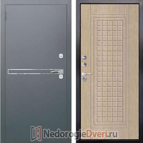 Входная металлическая дверь Аргус 2M Франк Альма Капучино