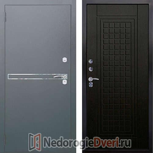Входная металлическая дверь Аргус 2M Франк Альма Венге