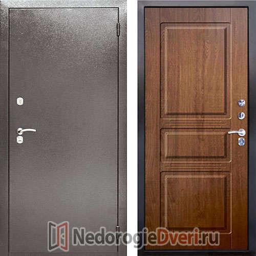 Входная дверь Аргус 2M Сабина Дуб Золотой