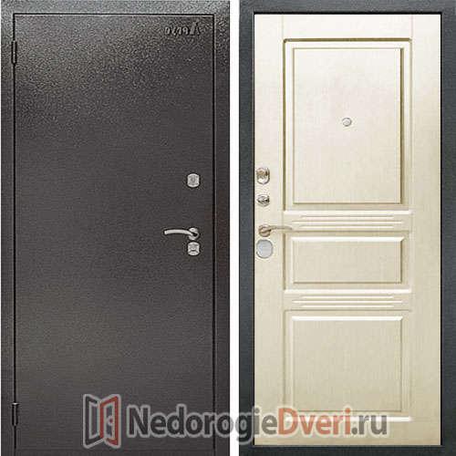 Входная металлическая дверь Аргус 2M Сабина Капучино