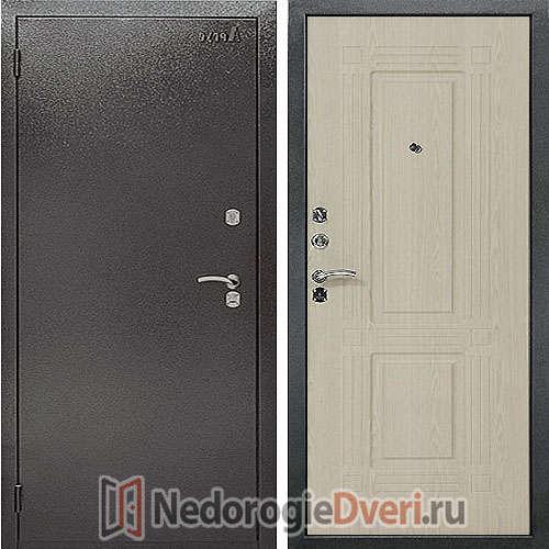 Входная металлическая дверь Аргус 2M Триумф Капучино