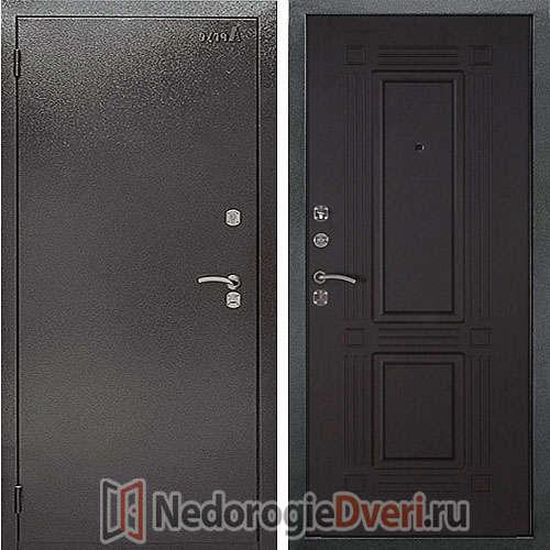 Входная металлическая дверь Аргус 2M Триумф Венге