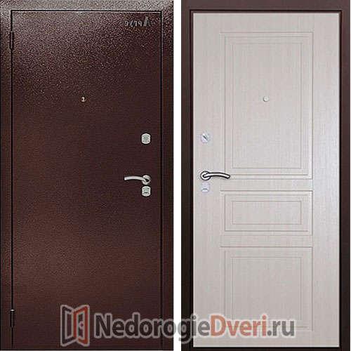 Входная дверь Берлога Гаральд Светлый