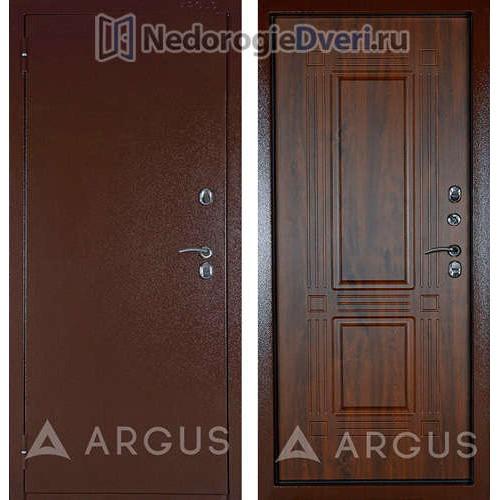 Входная дверь Аргус Тепло 2 с терморазрывом