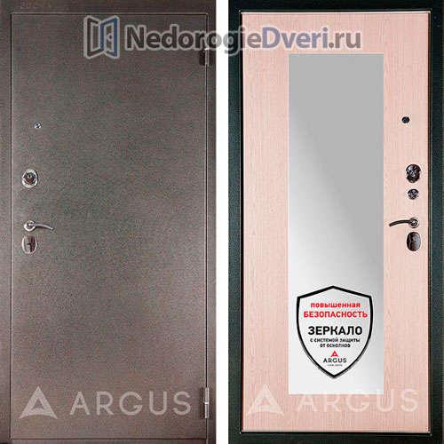 Входная дверь Аргус ДА 17\3 с зеркалом