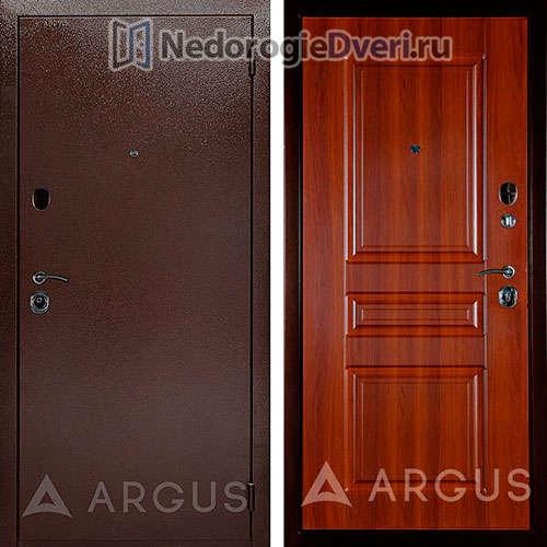 Входная металлическая дверь Аргус ДА 7