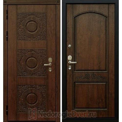 Входная металлическая дверь Белдорс Круг