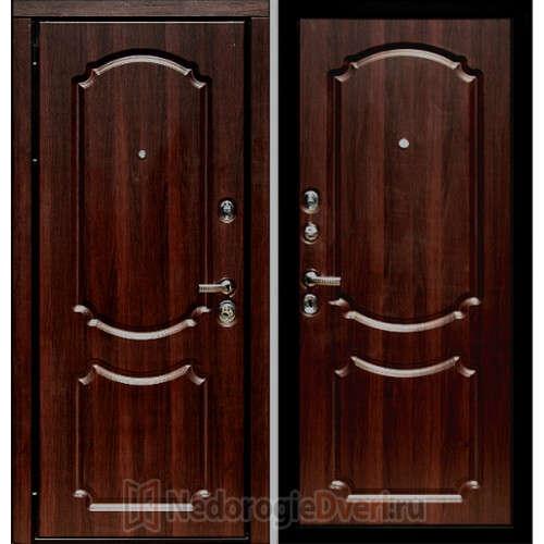 Входная металлическая дверь Белдорс Триумф Орех