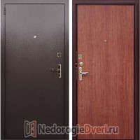 Входная металлическая дверь Берлога ЭК 1