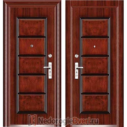 Входная железная дверь CT K-5110
