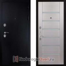 Входная металлическая дверь Дива МД 05 шелк/лиственница